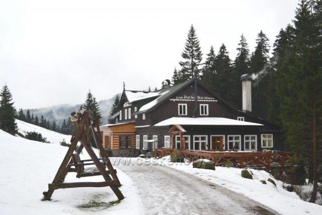 Obří důl - Bouda pod Sněžkou