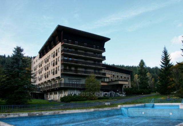 hotel Srdce Beskyd, zavřeno