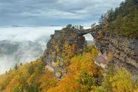 Podzimní Pravčická brána
