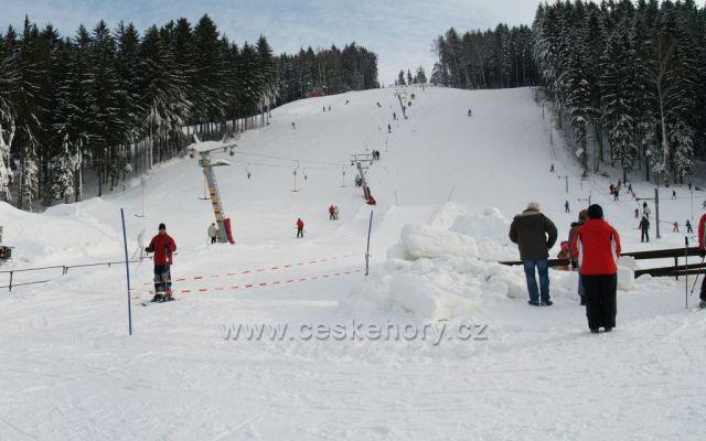 Skiareál Hlinsko