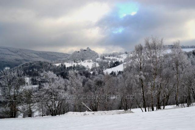 Lužické hory - hrad Tolštejn