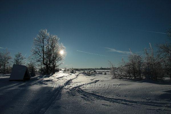 Sněhovou stopou