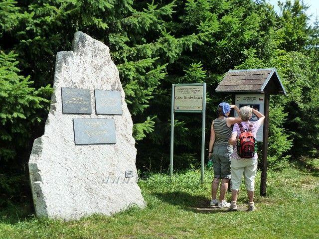 Památník Solidarity na Borůvkové Hoře