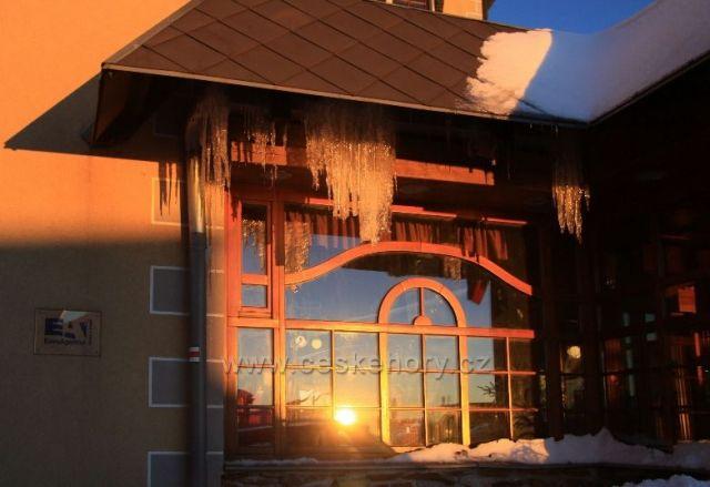 Boží Dar..hotel Praha.