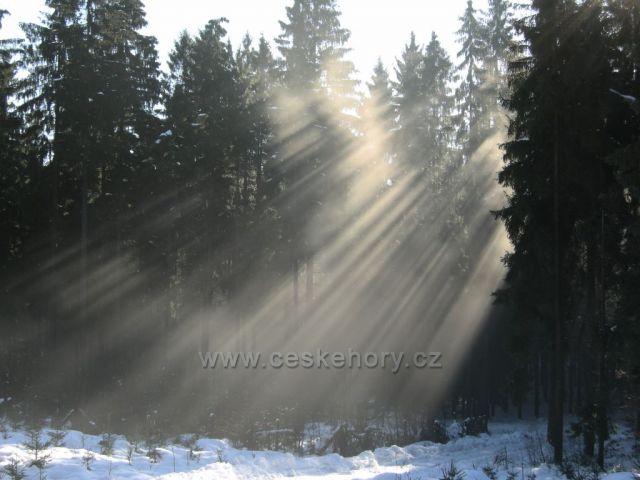 zimní procházka Českým rájem