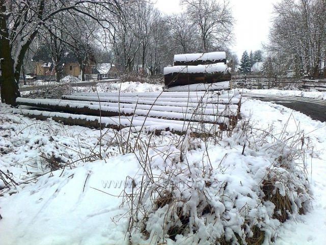 Zima na Hlinecku