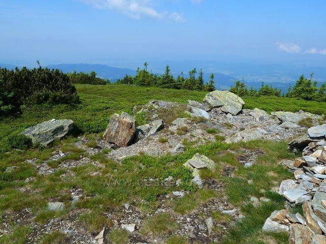 Rozhledové místo Ztracené kameny