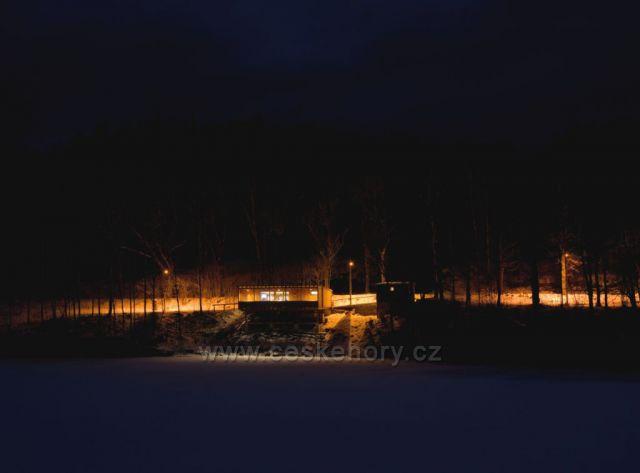 Fojtka v noci