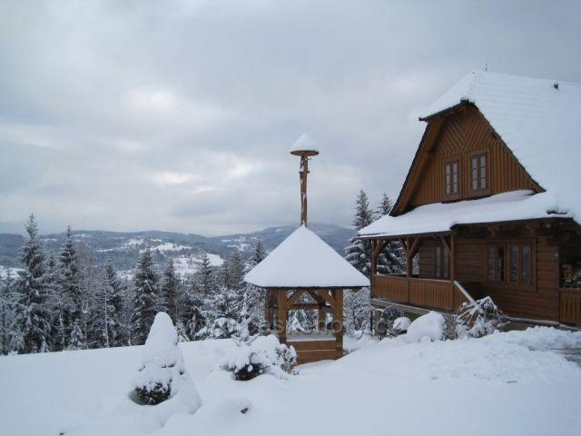 Zimní Valašsko
