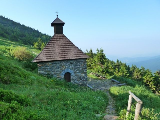 Kaplička Vřesové studánky