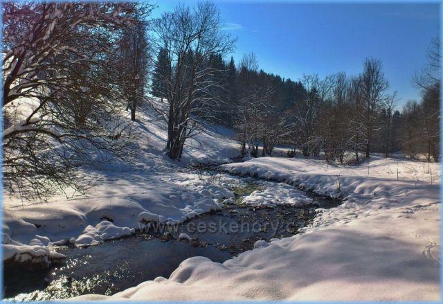 pod Králickým Sněžníkem