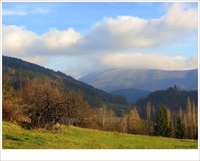 Beskydy - Černá hora