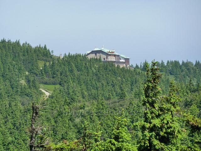 Chata Jiřího na Šeráku