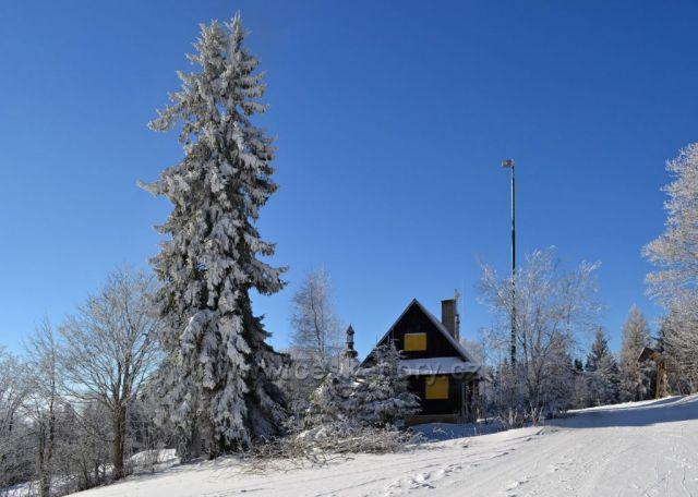 Zimní přírodou