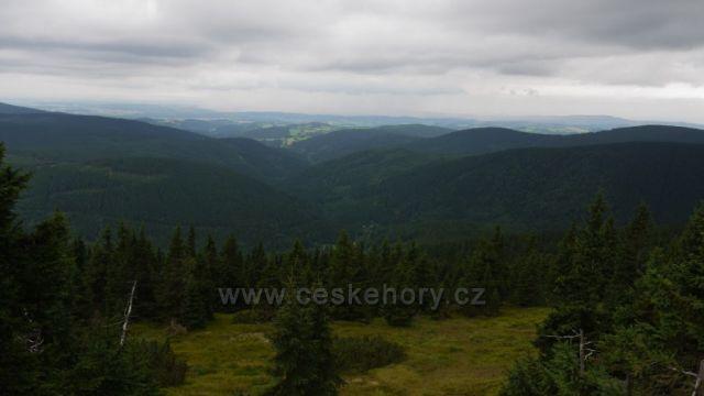 Vrbatovy bouda -Horní Mísečky