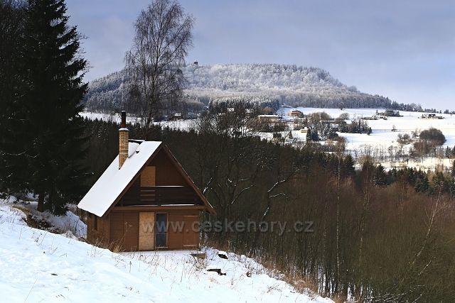 Pohled na Bärenstein