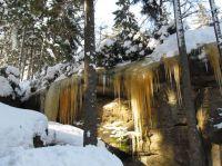 Ledopády-Pulčínské skály,Francova Lhota,Valašsko