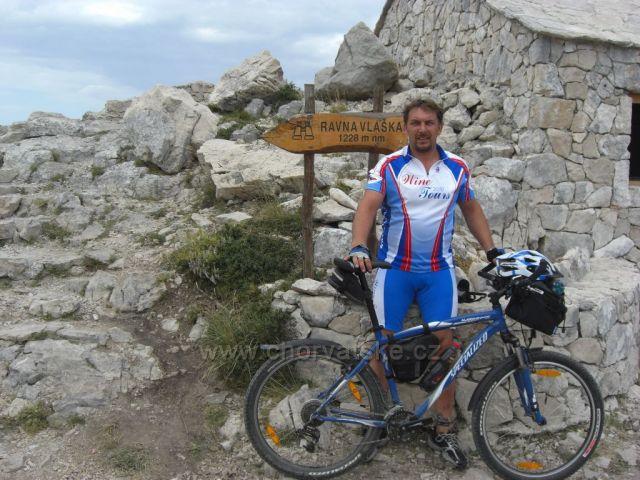 Výlet z Tučep na Sveti Jure