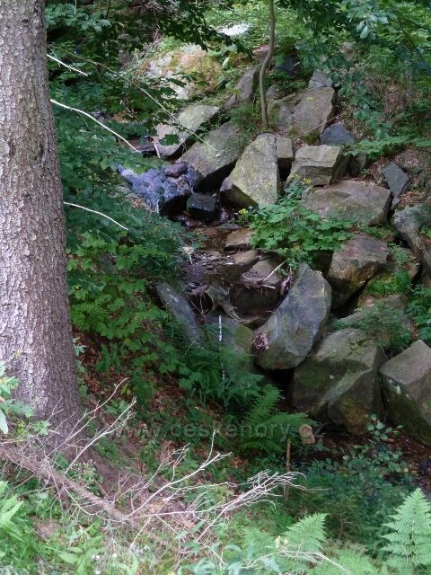 Ramzová - jeden z přítoků Vražedného potoka