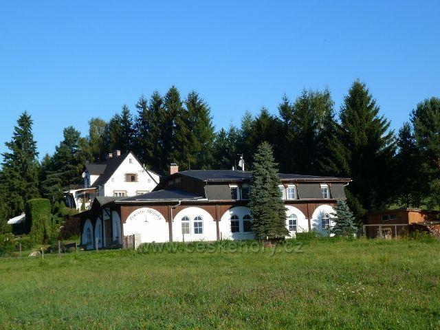 Adolfovice - penzion Mlýnky