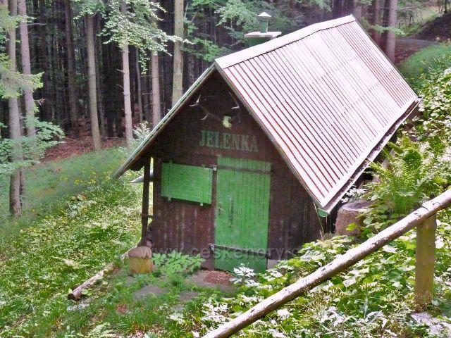 Lovecká chata Jelenka