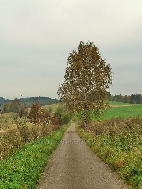 """Pastviny - okružní cyklostezka """"Na Vrších"""""""