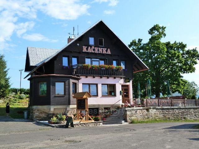 Restaurace Kačenka na Horní Hedeči