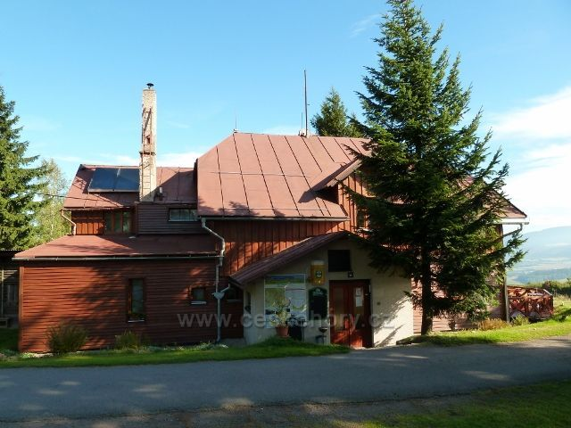 Petrovičky - Kašparova chata na Adamu