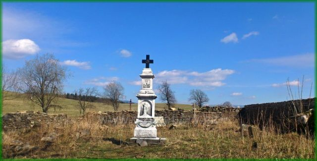 Štolnava - starý hřbitov