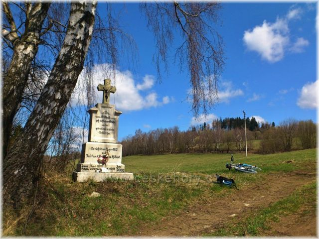 Výhled nad Pekařovem