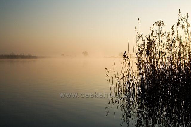 Jezero Za pilou