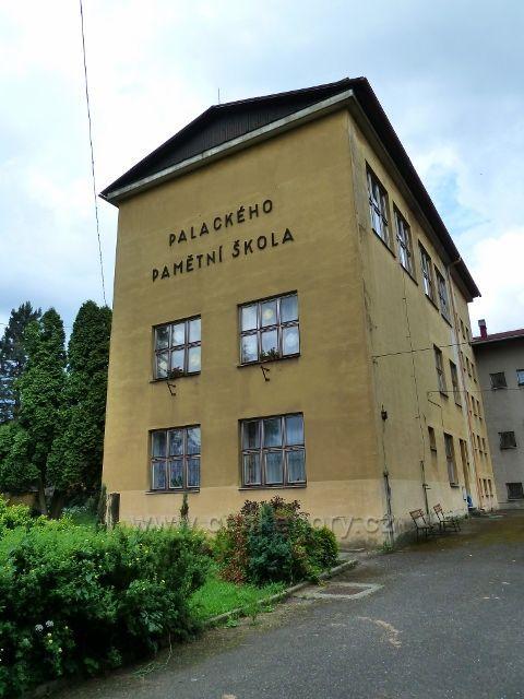Hodslavice - základní škola Františka Palackého