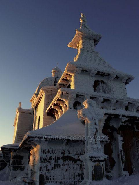 Radhošť kaple