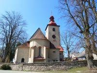 Rokytnice v Orlických horách - kostel Nejsvětější Trojice