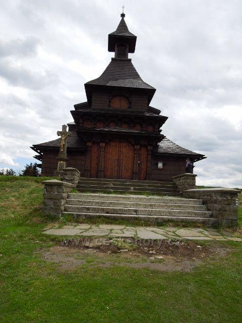 Kaplička na Radhošti