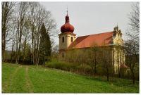 Kostel v Polevku