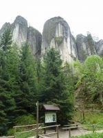 Teplické skály - Anenské údolí