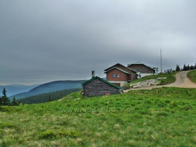 Ramzová - chata Jiřího na Šeráku