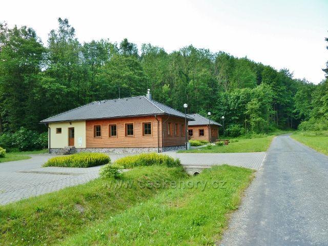 Nýznerov - budova galerie Mikroregionu Žulovsko