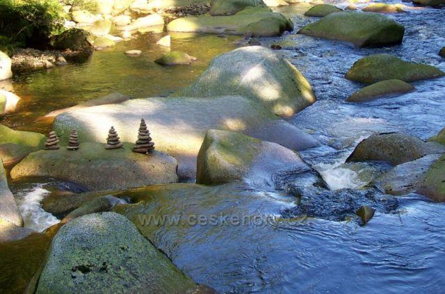 """""""kamenní mužíci"""" pro potěšení......"""