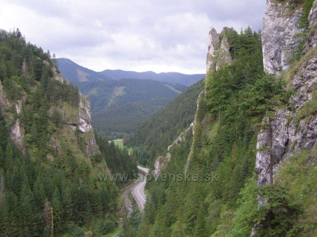 Vrátna dolina Malá Fatra