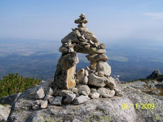"""nejhezčí """"mužík"""" ve Vysokých Tatrách :-)......"""