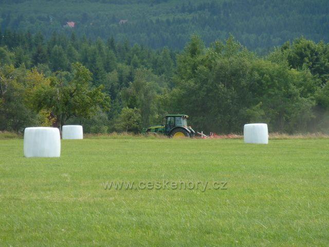 Obdělávání pole