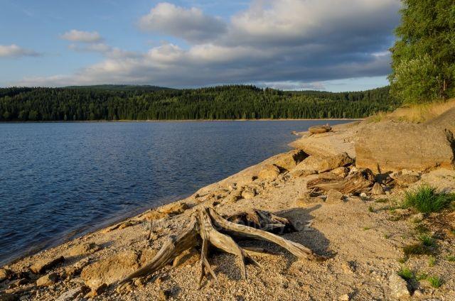Josefodolská přehrada