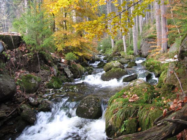 Bílý Potok, Jizerské hory