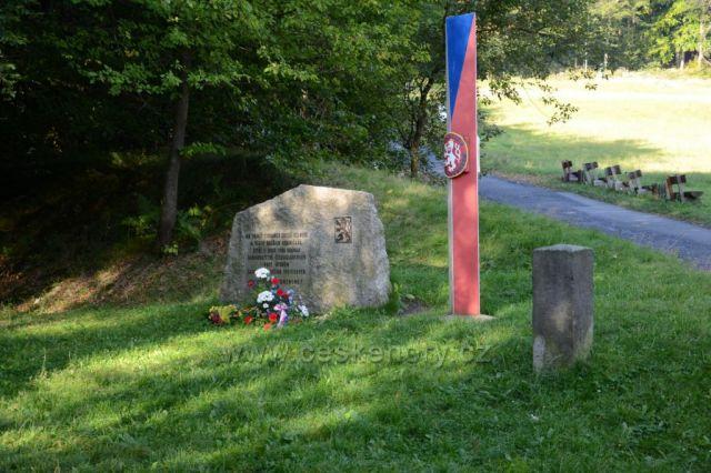 Pomník ochránců hranic