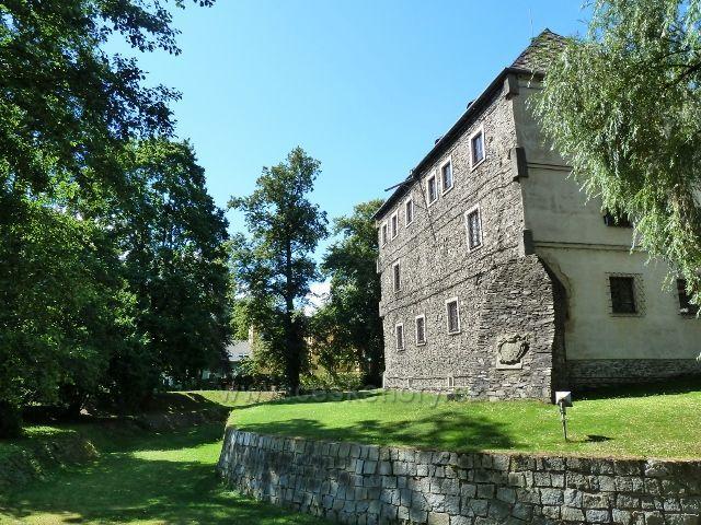 Jeseník - vodní tvrz, Vlastivědné Muzeum Jesenicka