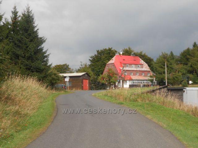 Horská chata Vitíška