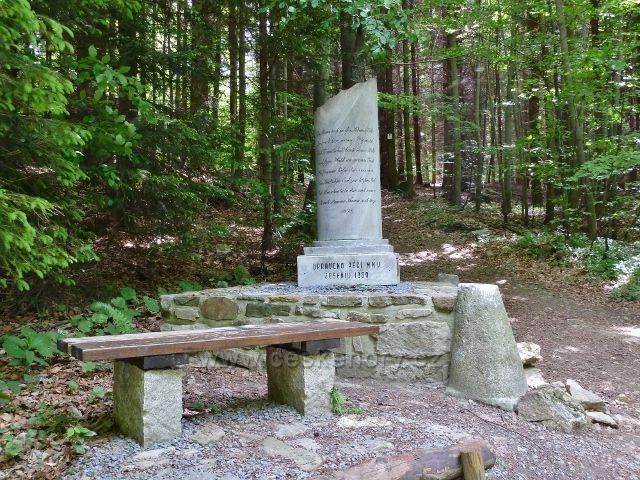Lázně Jeseník - Enhuberův hrob