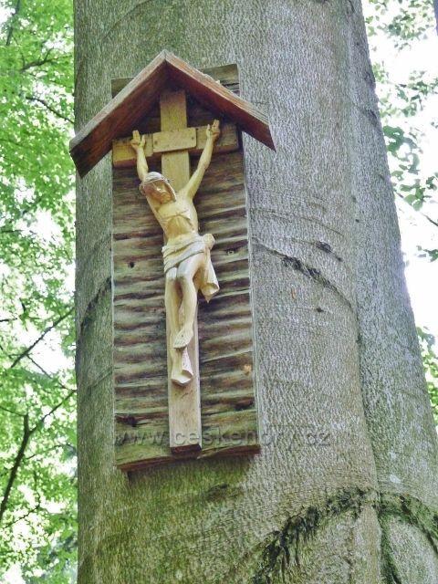 Lázně Jeseník - Viktorův kříž